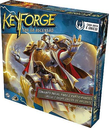 Keyforge Starter Set: ERA DE ASCENSÃO EM PORTUGUÊS