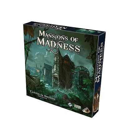 Mansions of Madness: Caminho da Serpente (pré-venda)
