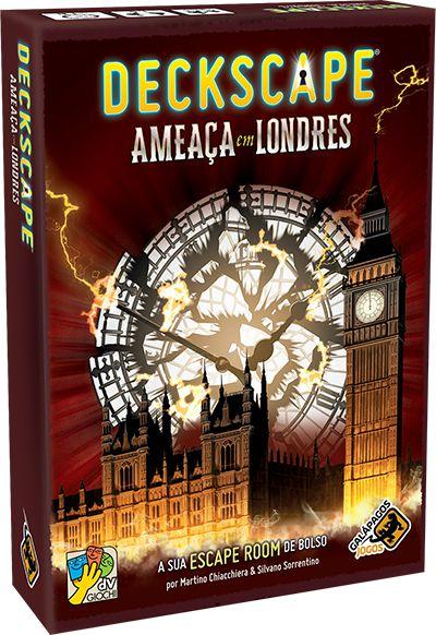 Deckscape 2: Ameaça em Londres