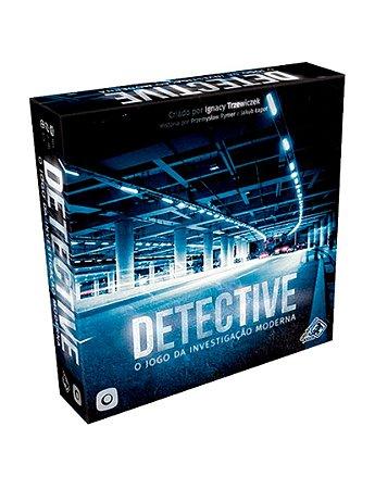 DETECTIVE: O Jogo da Investigação Moderna (Compra Antecipada)