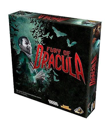 Fury of Dracula (Pré Venda)