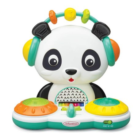 Brinquedo Interativo DJ Panda - Infantino