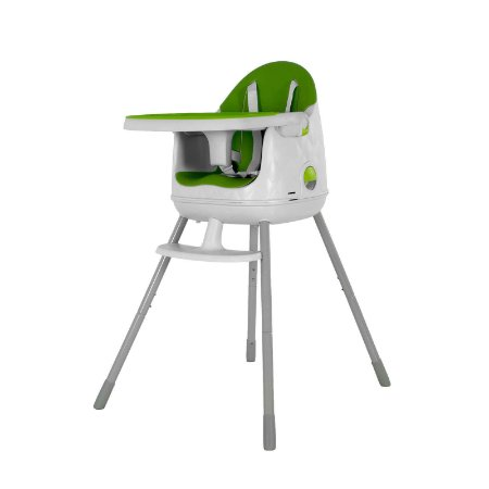 Cadeira de Alimentação Jelly Verde - Safety 1st