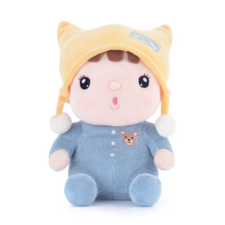 Boneca Metoo Sweet Candy Bebe Azul - Metoo