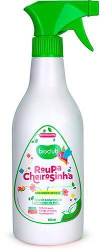 Água de Passar Roupa Perfumada 500ml - Bioclub Baby