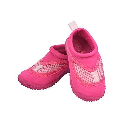 Sapato Infantil de Verão Rosa - IPlay