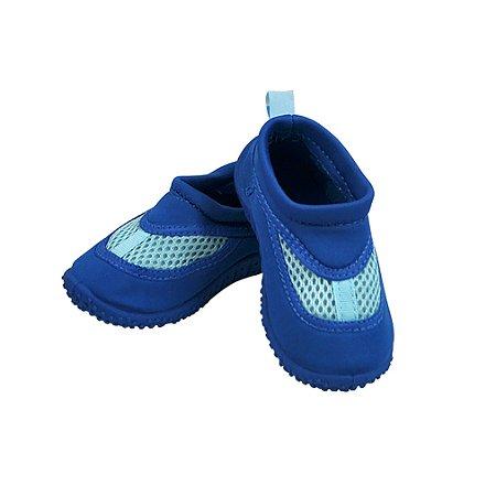 Sapato Infantil de Verão Azul - IPlay