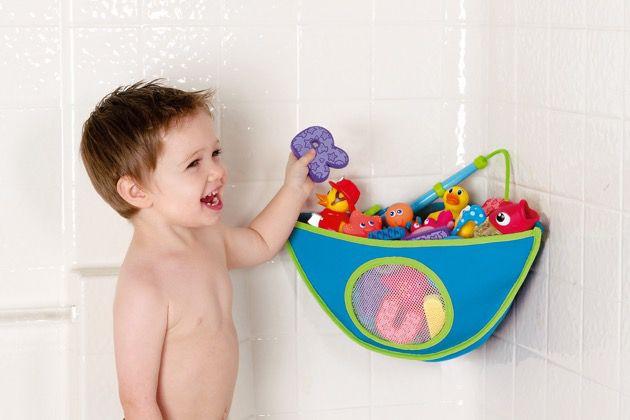 Organizador de Brinquedos de Banho Azul - Munchkin