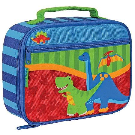 Lancheira Infantil Clássica Dino - Stephen Joseph