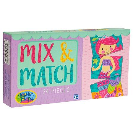 Mix and Match Girl 24 peças - Stephen Joseph