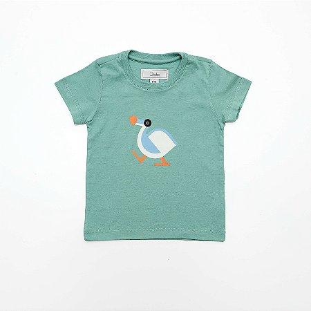 T-Shirt Baby Passarinho - Dudes