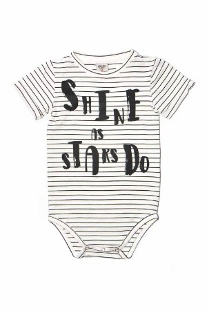 Body Bebê Star Ricks - Pistol Star