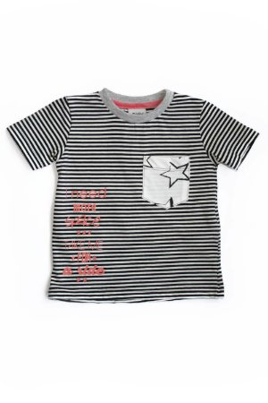 Camiseta Infantil Ride - Pistol Star