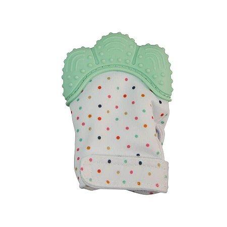 Mordedor Infantil Luva Verde - Girotondo Baby