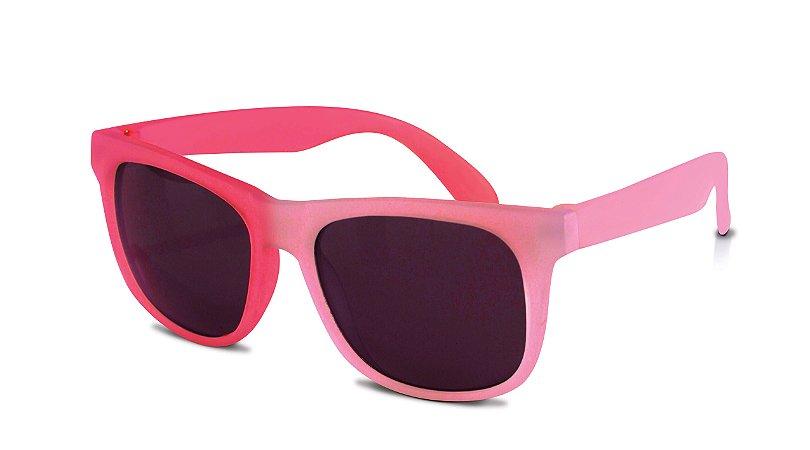 Óculos de Sol Switch Rosa Claro para Escuro - Real Shades