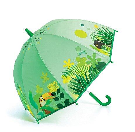 Guarda-Chuva Infantil Floresta Tropical - Djeco