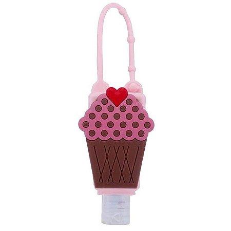 Álcool em Gel Baby Bath - Cupcake