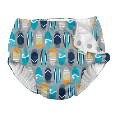 Sunguinha de Banho Infantil Surf com Fralda Embutida FPS 50+ - IPlay