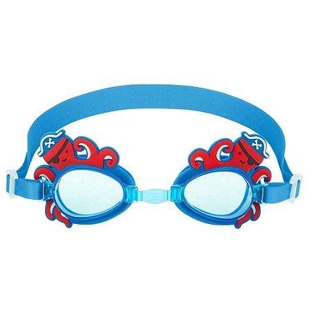 Óculos de Natação Polvo Pirata - Stephen Joseph