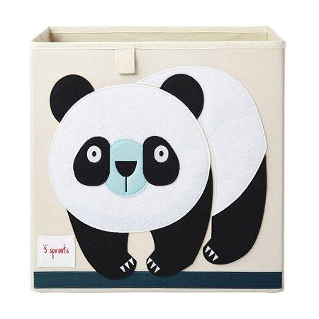 Organizador Quadrado Panda - 3 Sprouts