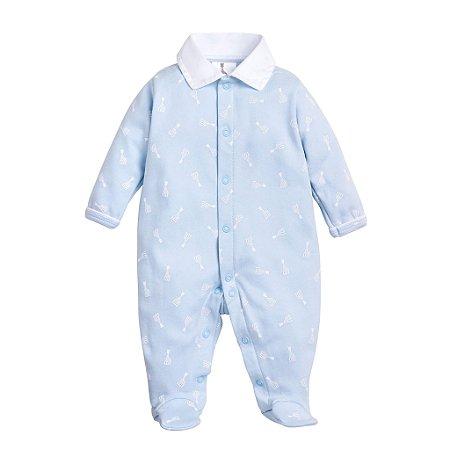 Macacão Comprido Azul - Sophie La Girafe