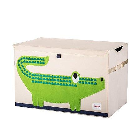 Organizador Retangular Crocodilo - 3 Sprouts