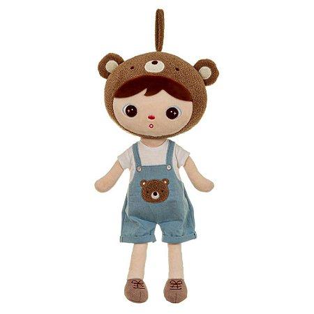 Boneca Metoo Jimbao Boy Bear - Metoo