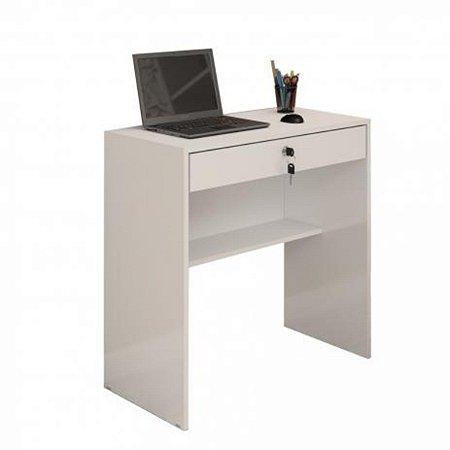 Escrivaninha Andorinha Branco Brilhante - JCM
