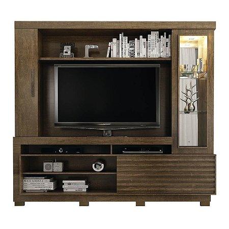 Home Theater Lexus Valdemóveis para TV até 60 pol Ipê