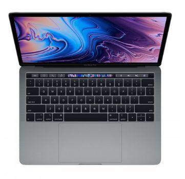 "MacBook Pro 13"" (2019) Space Gray Touch Bar/ID - i5 2.4Ghz / 8 GB com 2133 MHz / 256GB SSD/ Intel Iris Plus Graphics 655"