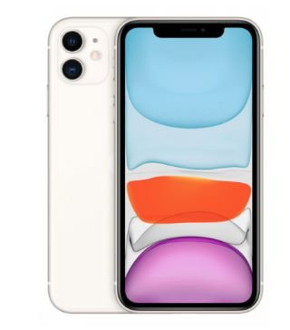 iPhone 11 128GB Branco - Pré-venda