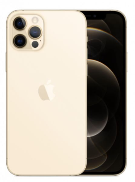 iPhone 12 Pro 512GB Dourado