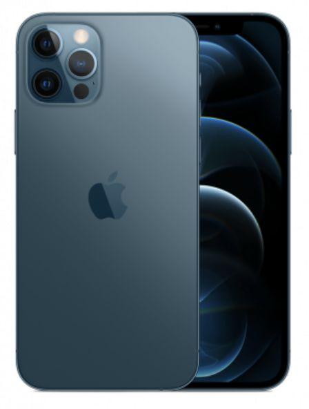 iPhone 12 Pro 128GB Azul-Pacífico - Pré-Venda