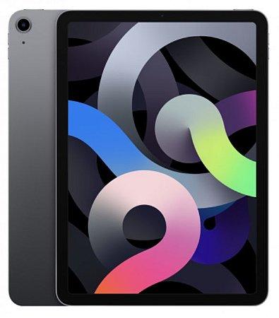 iPad Air 4ª Geração 64GB Cinza-Espacial Wi-Fi - Pré-Venda