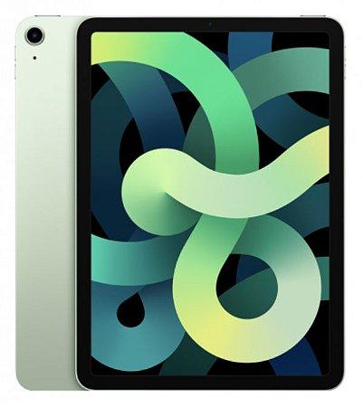 iPad Air 4ª Geração 256GB Verde Wi-Fi - Pré-Venda