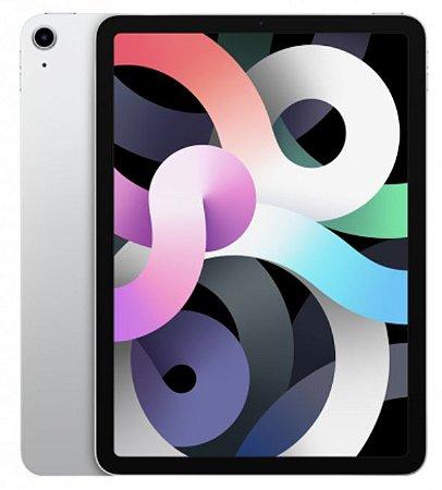 iPad Air 4ª Geração 256GB Prateado Wi-Fi