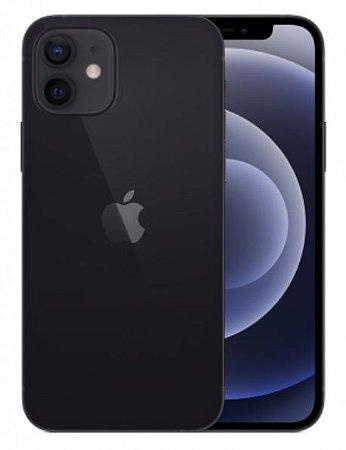 iPhone 12 128GB Preto - Pré-Venda