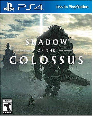 PRÉ VENDA - SHADOW OF THE COLOSSUS - PS4
