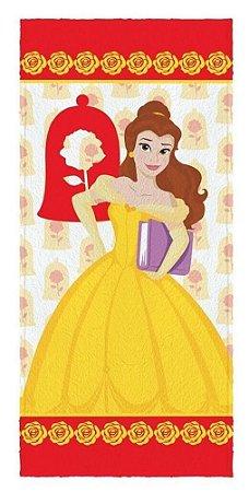 Toalha Banho Infantil Princesas - Bela