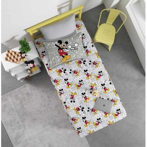 Jogo Simples Solteiro Disney Mickey Fun