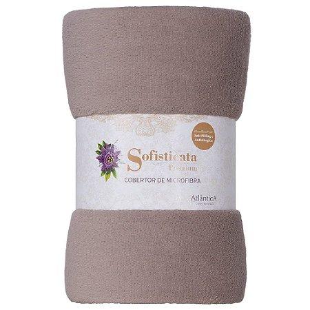 Manta Cobertor Sofisticata Casal Fendi - Atlantica