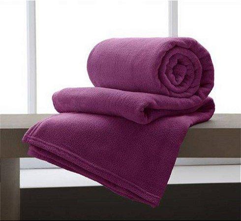 Manta Cobertor Sofisticata Casal Alfazema - Atlantica