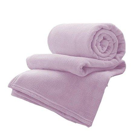 Manta Cobertor Sofisticata Casal Amora -  Atlantica