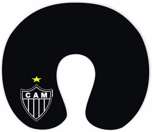 ALMOFADA PESCOÇO U ATLÉTICO MG