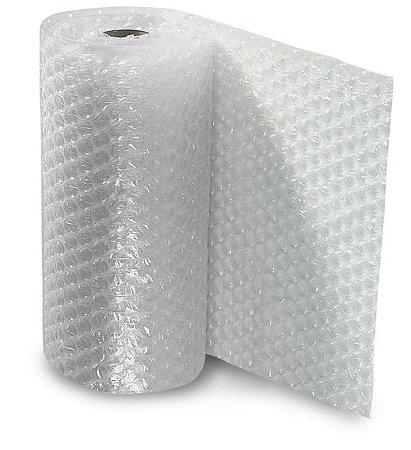 Plástico Bolha - Bobina 0,50cm × 50 Metros