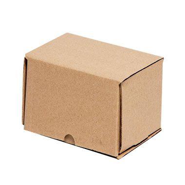 Caixa de Papelão para Sedex Correio e E-Commerce - C:15 x L:11 x A:8,5 cm (Kit c/ 25 unidades)