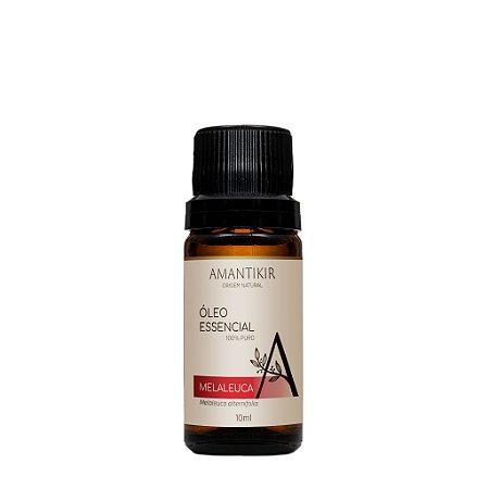 Óleo Essencial de Melaleuca - Tea Tree - 10ml - 100% Natural Selo IBD