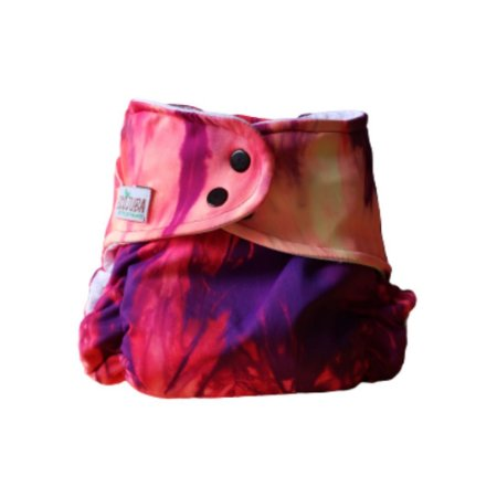 Fralda Ecológica Flex Tie Dye