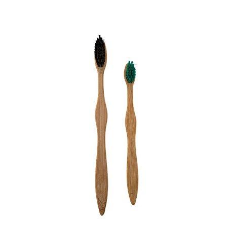 Escova de Dente Bambu Adulto