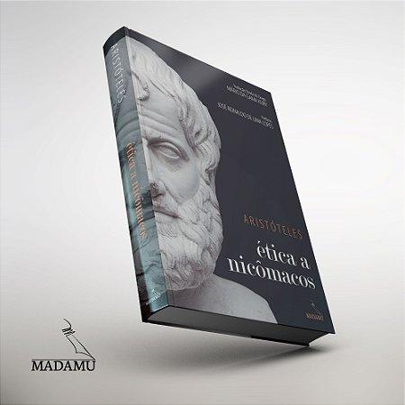 CAPA DURA - Ética a Nicômacos - Aristóteles - tradução direta do grego por Mário da Gama Kury
